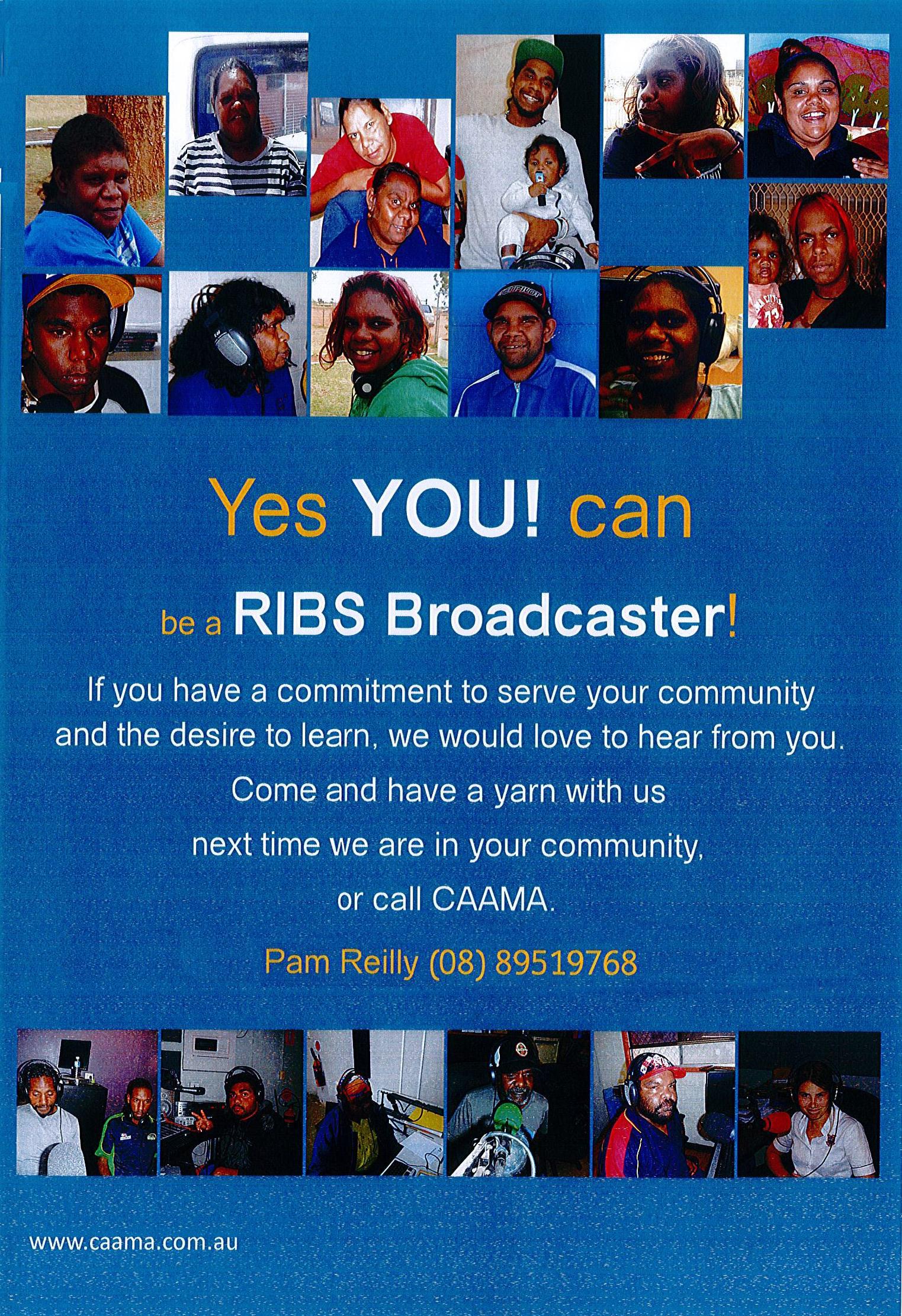 RIBS Brochure 2016