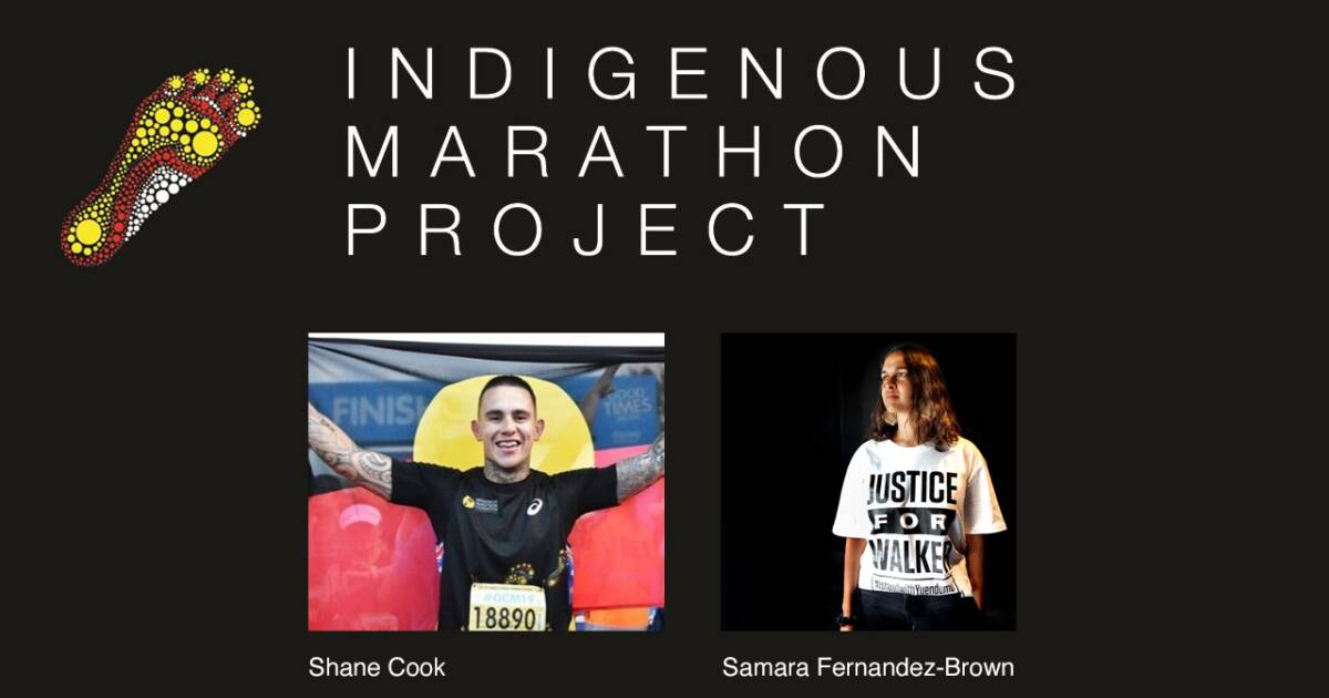 Indigenous Marathon Project 2020!