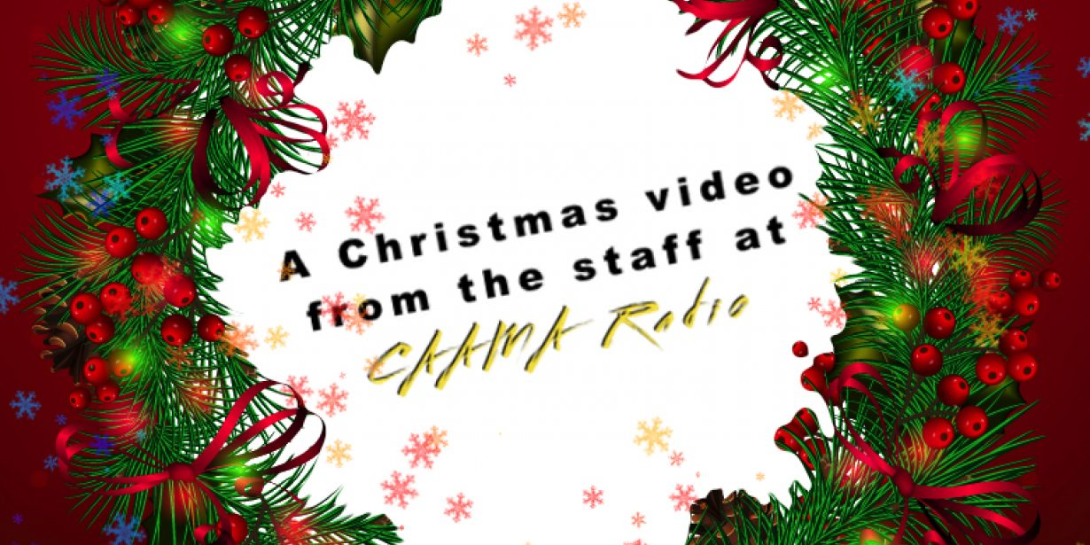 A Video Christmas Card from the staff of CAAMA Radio 2016