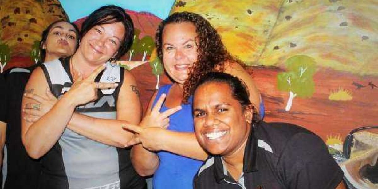 Kunga's Show Full of Life Laughter and Stories   CAAMA Radio