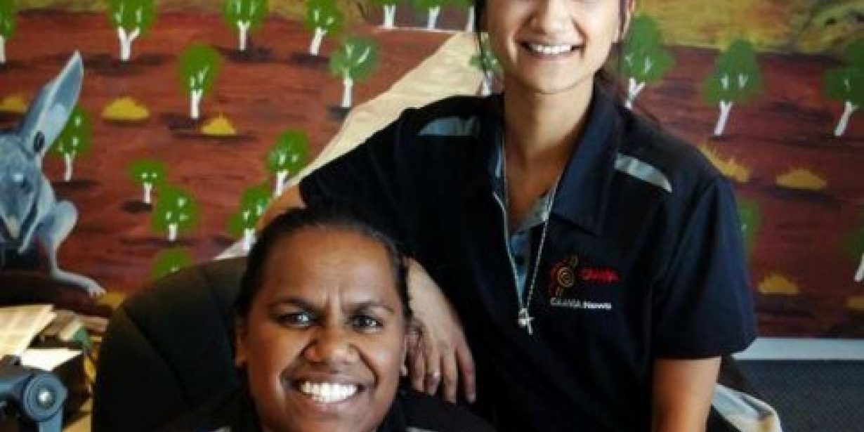 Kunga's was full of music, yarns and lots of laughs   CAAMA