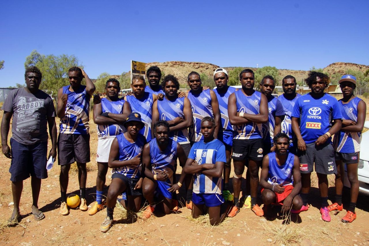 Santa Teresa Sports weekend | CAAMA Radio