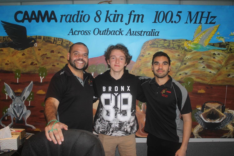 The Brothers talk National Stroke Week  | CAAMA Radio